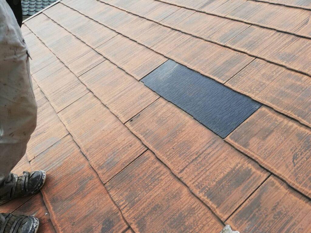 屋根 張り替え後