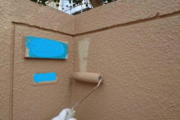 福岡市南区 A様邸 塀塗装